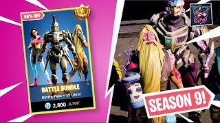 🔥 (EU) CUSTOM MATCHMAKING GAMES | LIVE SEASON 9 BATTLE BUNDLE GIVEAWAY! Fortnite Live