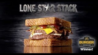 McDonald's Lone Star Stack Review - CarBS