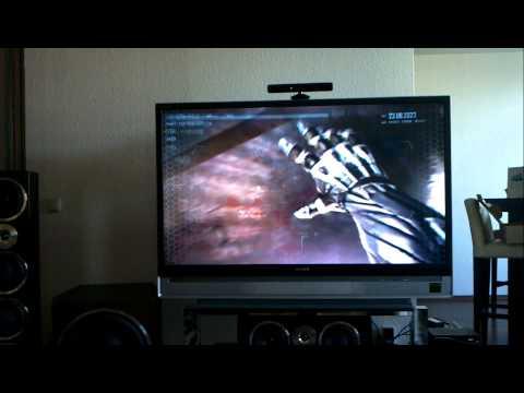 LG Optimus Speed 1080p Aufnahme von Cyrsis 2