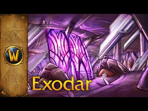 World of Warcraft - Music & Ambience - Exodar