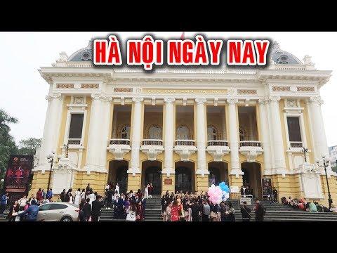 Đường ven sông Hồng Hà Nội | Hanoi City Tour | Vietnam travel business