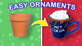 3 Holiday Ornaments Kids Can Make at Home! | Universal Kids