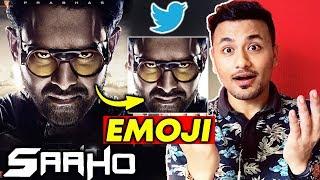 Prabhas की SAAHO बनी पहली तेलुगु फिल्म जिसे मिला Twitter Emoji