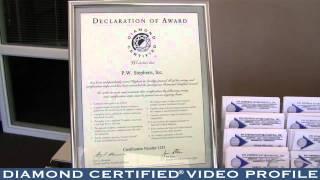 PW Stephens Environmental, Inc.- Diamond Certified Video Profile