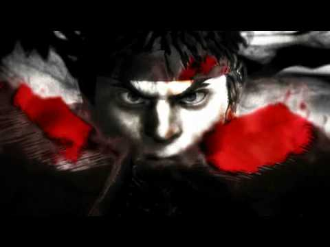 STREET FIGHTER IV Music Video HD - Young - Hollywood Undead (High Definition 720p Quality)