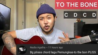 Bang pliss Chord Gampang Pamungkas - To The Bone pliss #BalesinKomen (Tutorial Gitar)