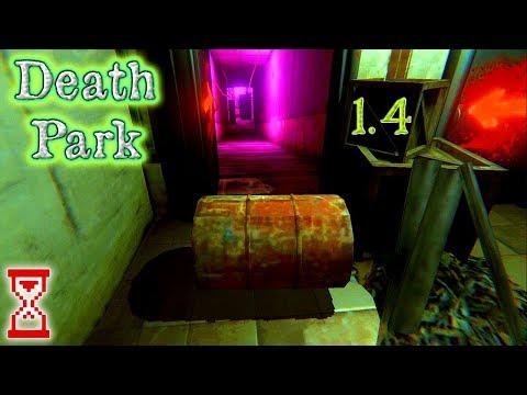Эксперименты с бочками и Клоуном   Death Park 1.4