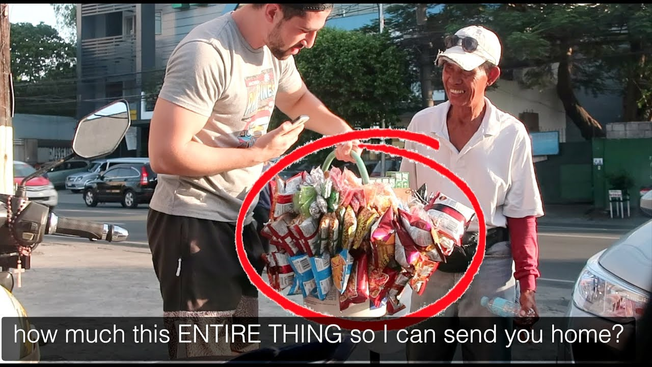 Buying All VENDOR'S ENTIRE GOODS (Paninda) See What They DID NEXT!!? ??