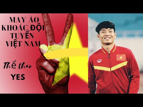 Cơ Sở May áo Khoác đội Tuyển Việt Nam