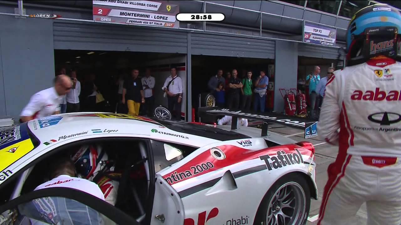 2012 Round 7 MONZA Race 2 - YouTube