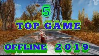 5 TOP GAME OFFLINE 3D KEREN 2019