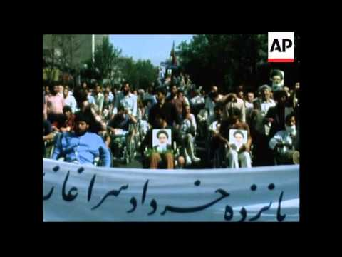 GS 09 06 1982 NUMBER OF REFUGEES AND CASUALTIES INCREASES AS IRAN - IRAQ WAR CONTINUES