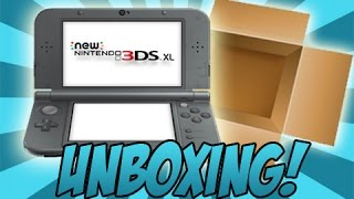 New Nintendo 3DS XL Unboxing en Español (HD)