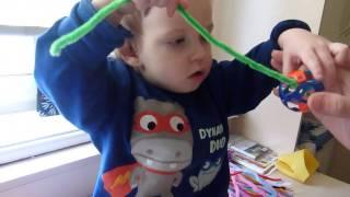 лучшие игры на развитие мелкой моторики ребенка 1 года / Rita Rylikova