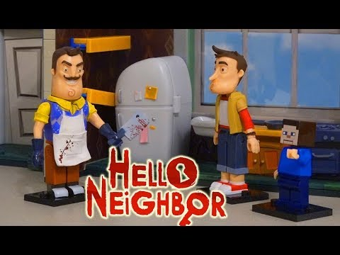 Hello Neighbor McFarlane Action Figure The Neighbor