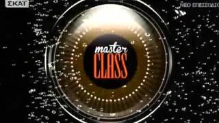 MASTERCLASS | Mανιταρόσουπα, χοιρινό πρασοσέλινο, ομελέτα, σπρινγκ ρολς - 10/02/2016