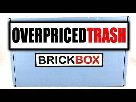 Brick Box is overpriced TRASH!