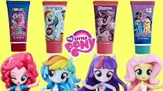 MY LITTLE PONY Bath Time Adventure Sets with Equestria Girls