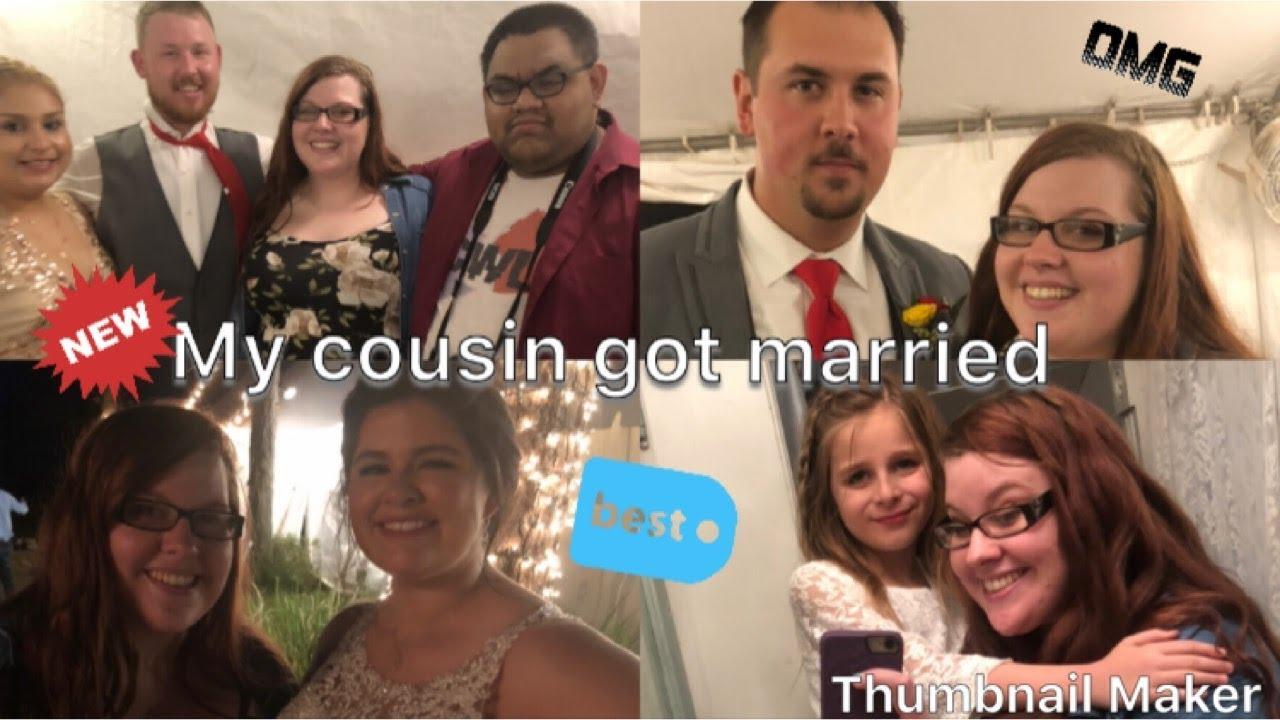 MY COUSIN GOT MARRIED YALL -Jesse & Mia 3-9-19-💕💕🎊