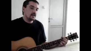 Home - Michael Buble guitar cover.wmv