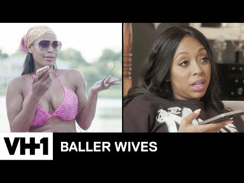 Is Kijafa Ready To Make Nice With Stacey? 'Sneak Peek' | Baller Wives