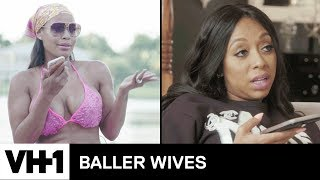 Is Kijafa Ready To Make Nice With Stacey? 'Season Finale Sneak Peek' | Baller Wives