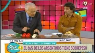 Dr. Alberto Cormillot: ¿Por qué engordamos?