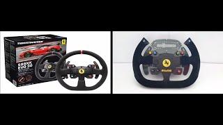 Thrustmaster 599XX EVO wheel REVIEW!