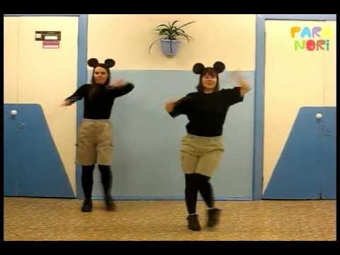ミッキー マウス パラパラ