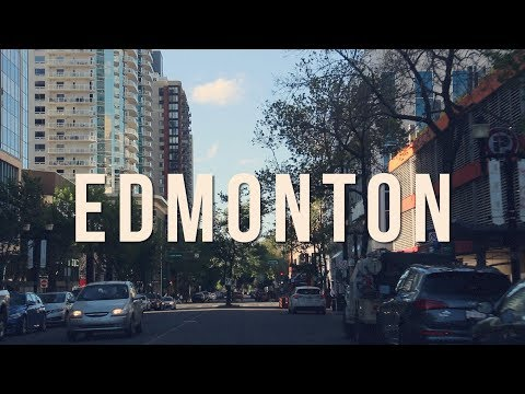 Welcome To Edmonton, Alberta (Canada) // WEP