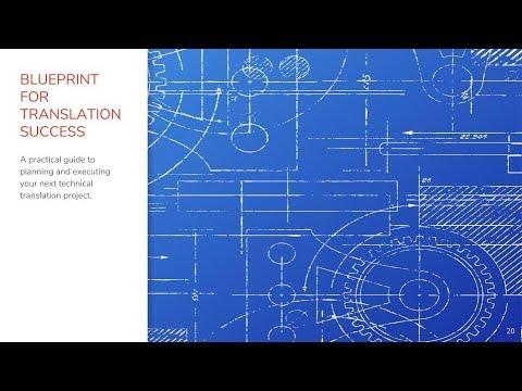 Technical Translations: A Blueprint for Translation Success