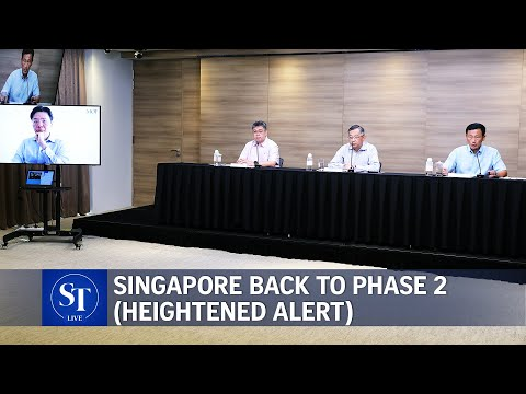 Covid-19: No dining in from July 22 to Aug 18 as Singapore returns to phase 2 (heightened alert)