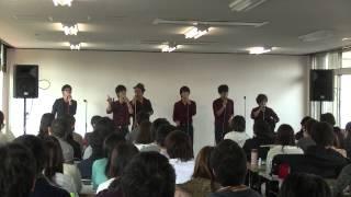 2013/11/17 大阪市立大学アカペラサークルAccord Mezmel (@mezmel_accor...