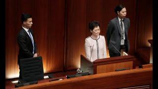 香港风云(2019年10月16日)美众议院通过支持香港二法一决议  北京港府齐声反对