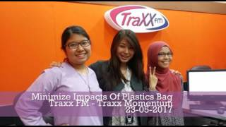 Minimize Impacts Of Plastics Bag