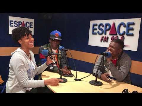 CRUZ LA & MASS KONPA INTERVIEW @ Radio Espace FM w/ Jean Francois