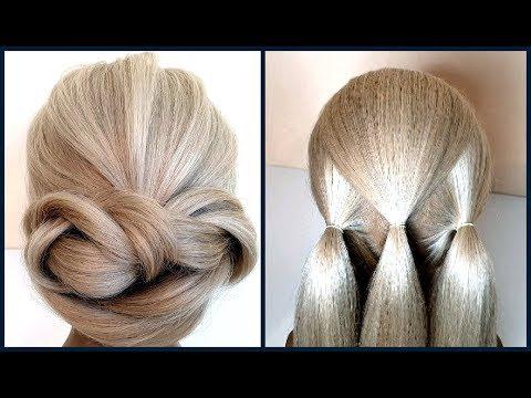 Простой вариант Красивой прически.Подробное видео.Simple option Beautiful hairstyles.Detailed video. thumbnail