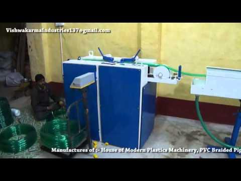 PVC Tubing Pipe Plant By Vishwakarma Industries, Delhi