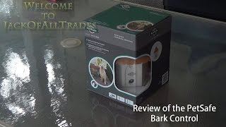 Petsafe Bark Control Review In 720phd