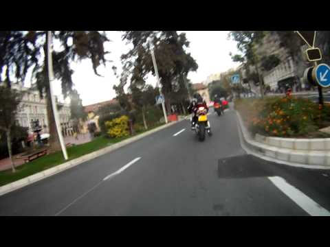 TOUR DE FRANCE 2011 - MONACO ( Made By T-Bikers Türk Motor Kulübü )