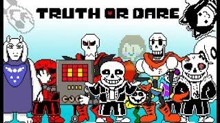 Undertale Truth Or Dare
