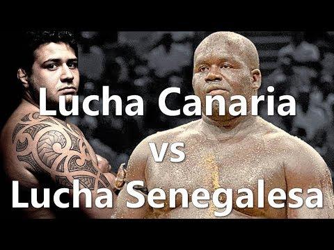 Lucha Canaria vs