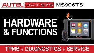 Autel MaxiSys MS906TS — Introduction