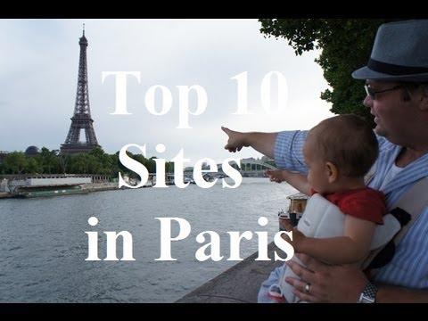 visit paris the top 10 sights in paris youtube