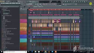 fl studio flp project haryanvi song
