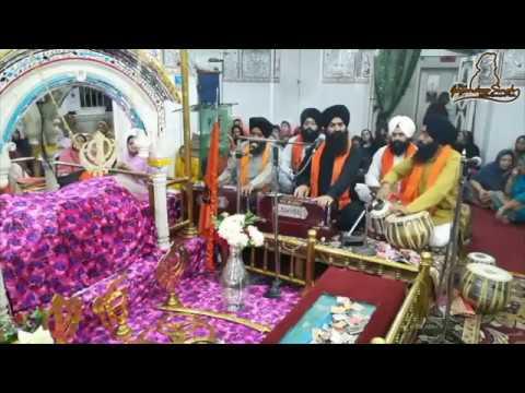 Gurdwara Panja Sahib Kirtan Pakistan - Bhai Gagandeep Singh (Sri Ganga Nagar Wale)