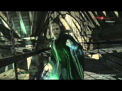 Harry Potter Und Die Heiligtumer Des Todes Teil 2 Voldemort Vs