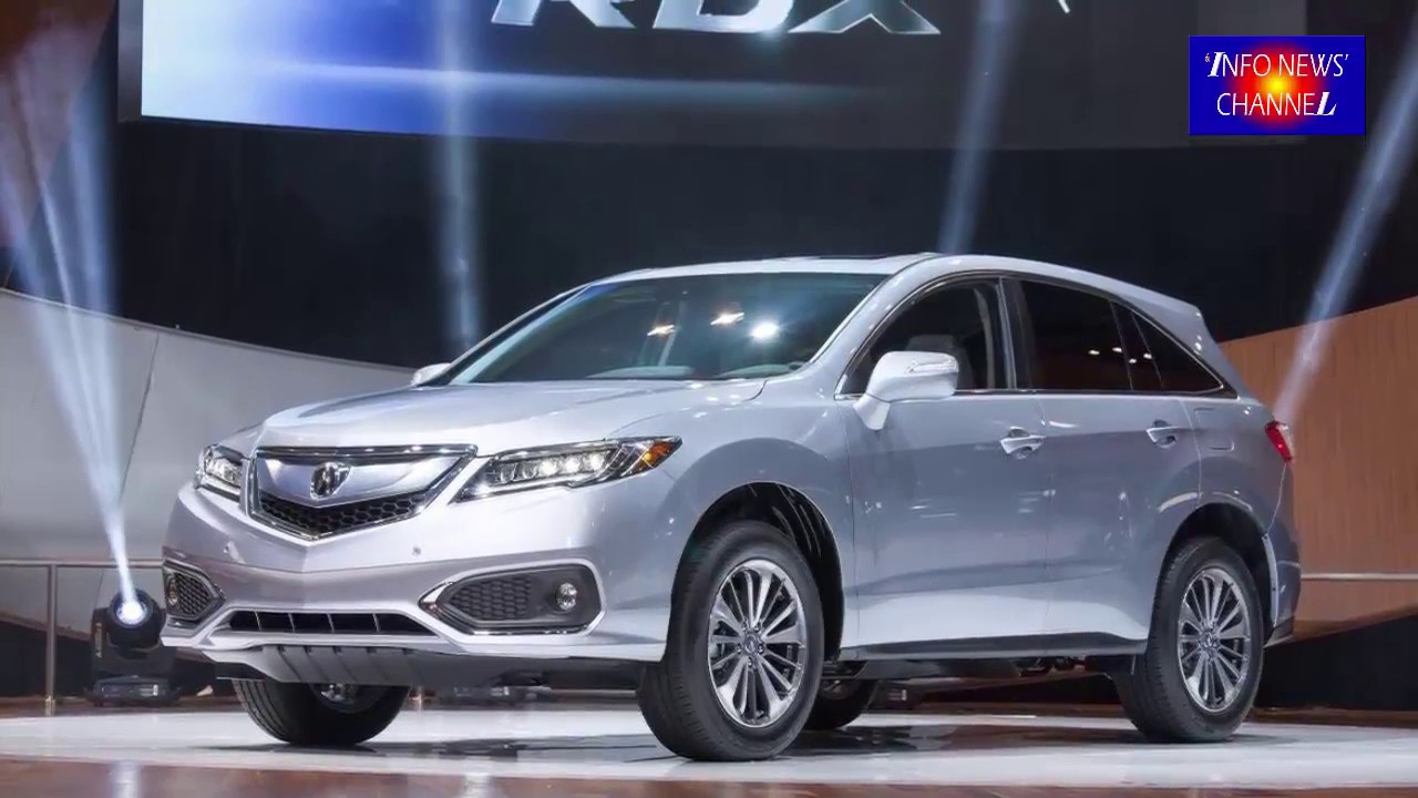 2018 Acura Rdx Changes New Info News