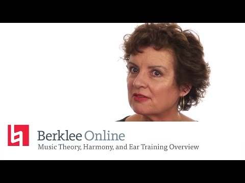 Berklee Online Music Theory, Harmony, and Ear Training Overview