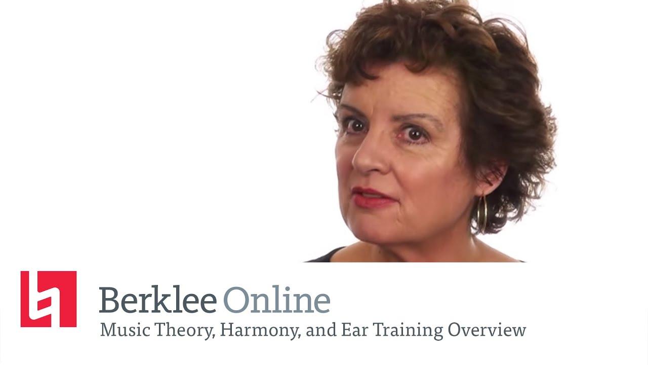 Berklee Online Music Theory, Harmony, and Ear Training